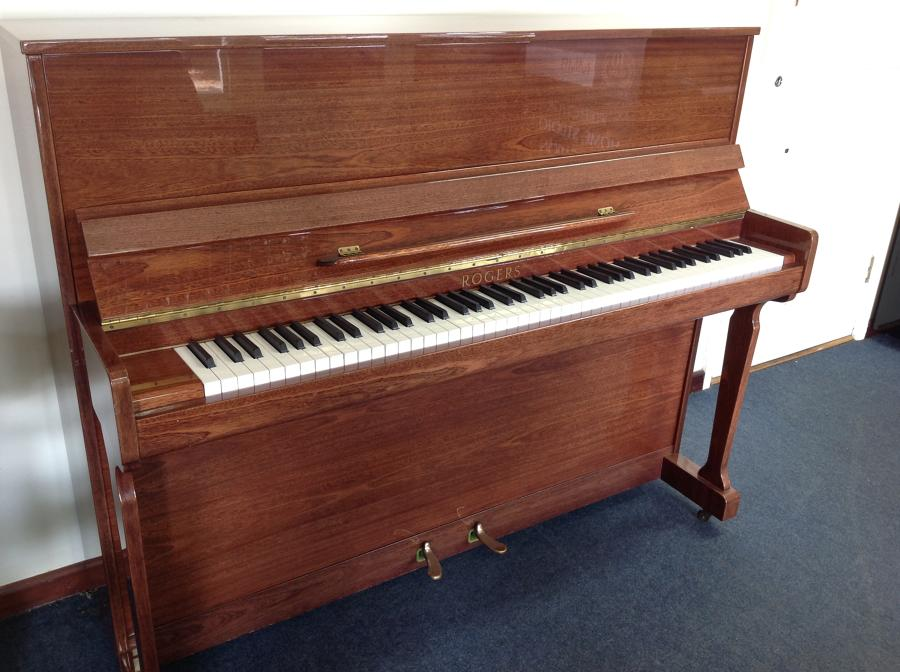 Rogers Modern Upright piano for sale
