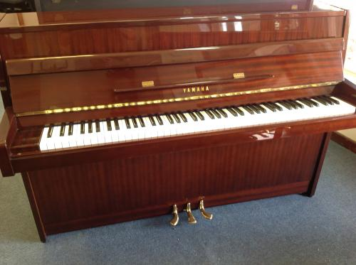 Yamaha Modern Upright Piano For Sale