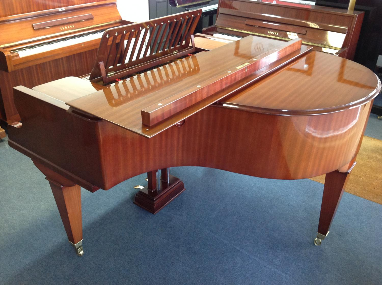 Karl meister grand piano for sale now reduced in grand for Smallest baby grand piano dimensions