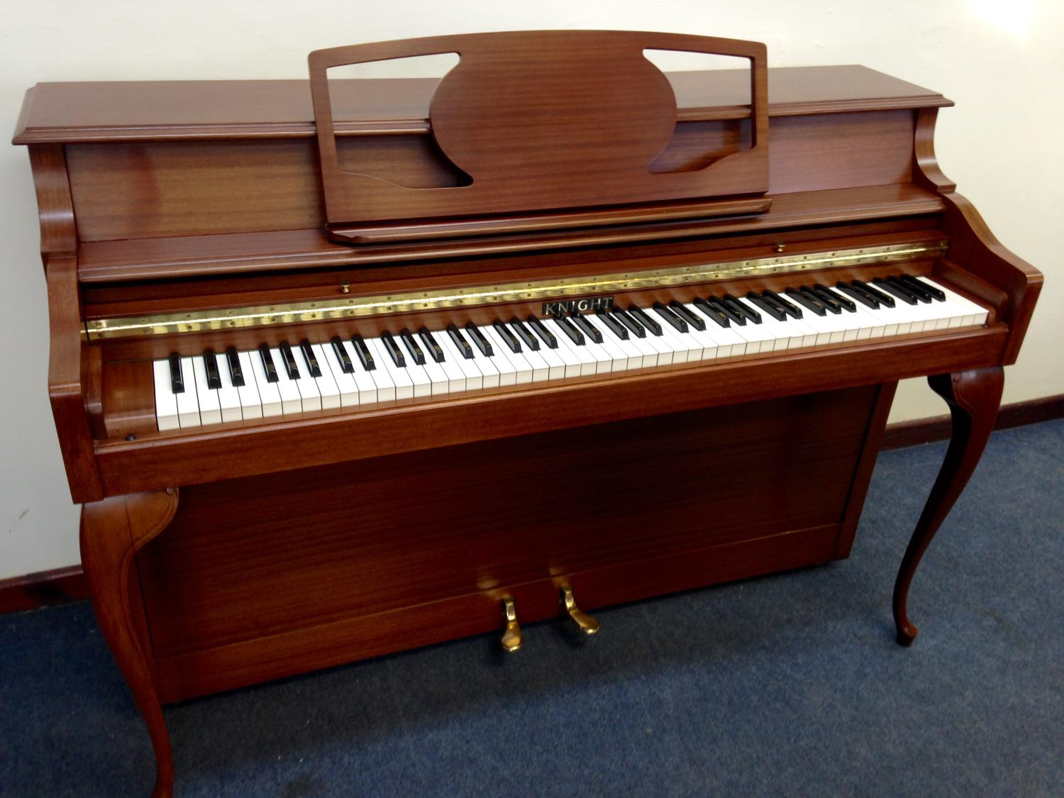 Knight K15 modern upright piano for sale