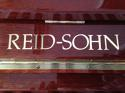 Reid-Sohn modern upright piano for sale - picture 6