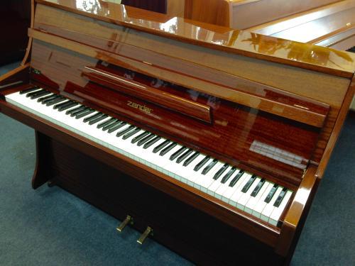 Small Zender modern piano