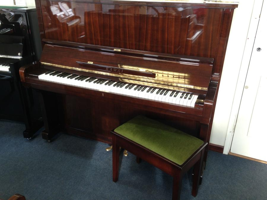 KAWAI modern upright piano for sale