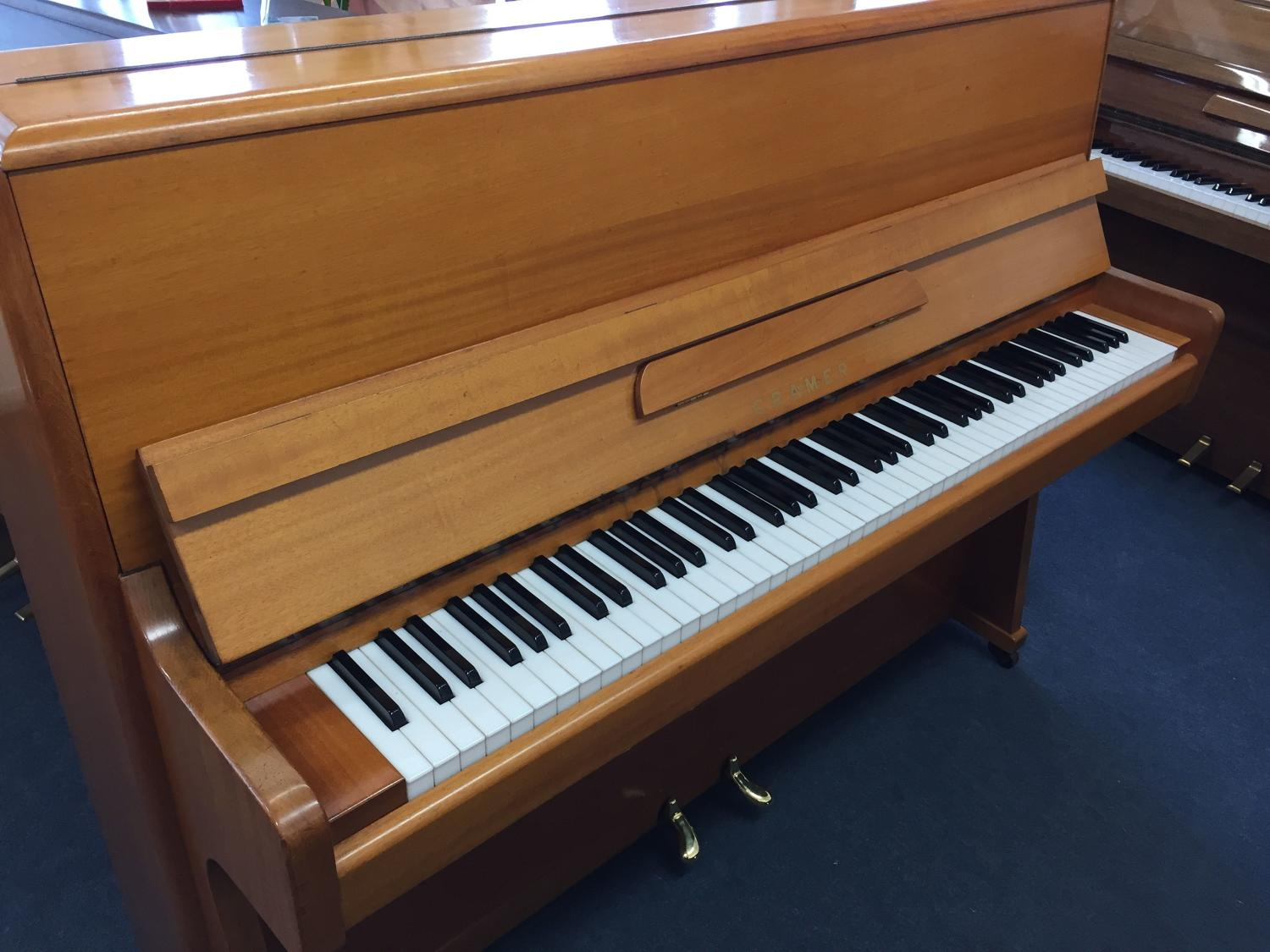 Cramer modern upright piano