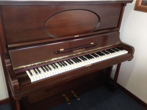 RONISCH German upright piano for sale