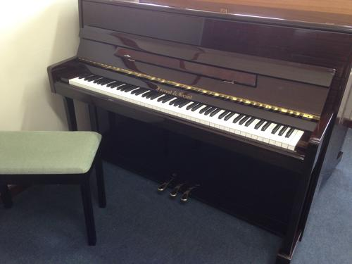 Forrest & Grant modern upright piano for sale