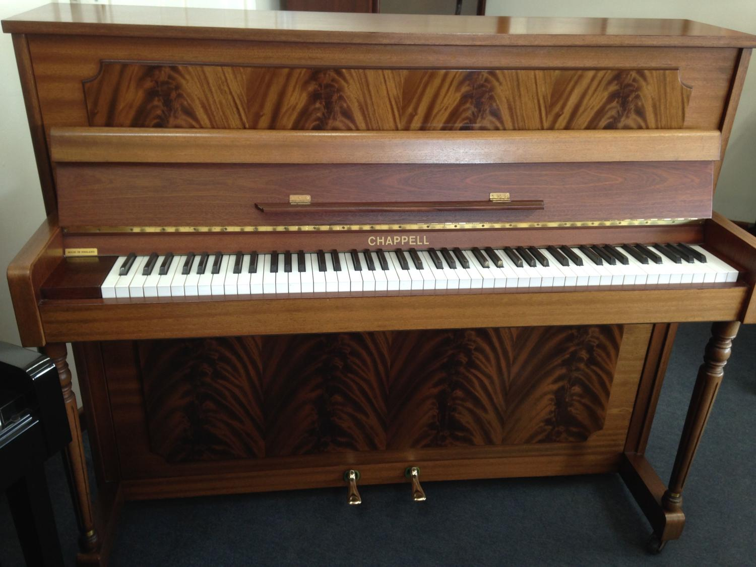 Chappell modern upright piano for sale