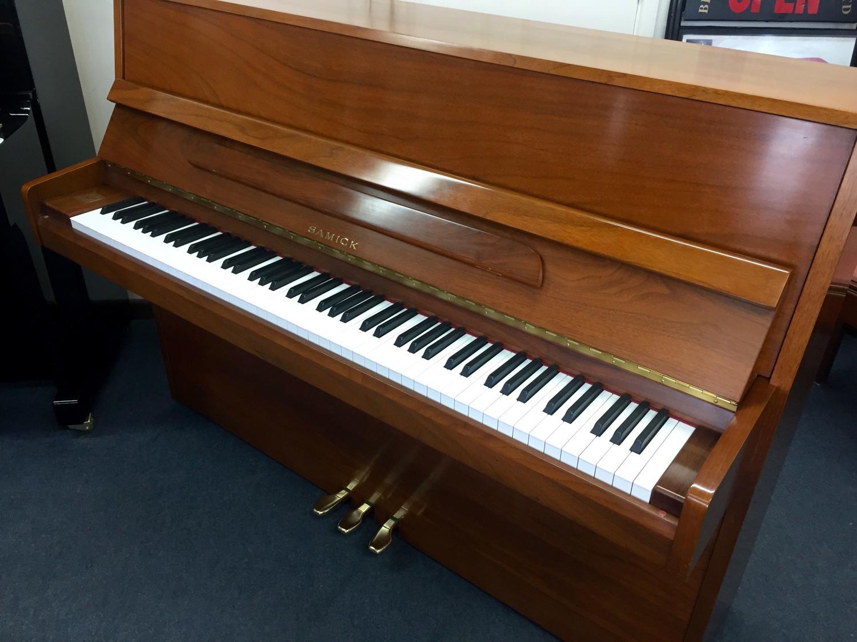 Samick upright piano for sale