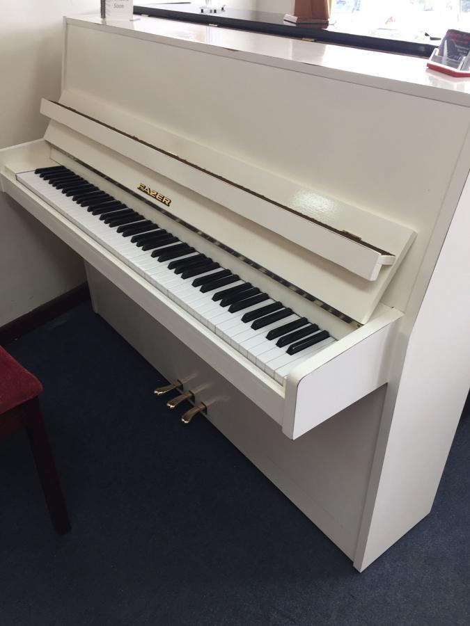 FAZER modern upright piano