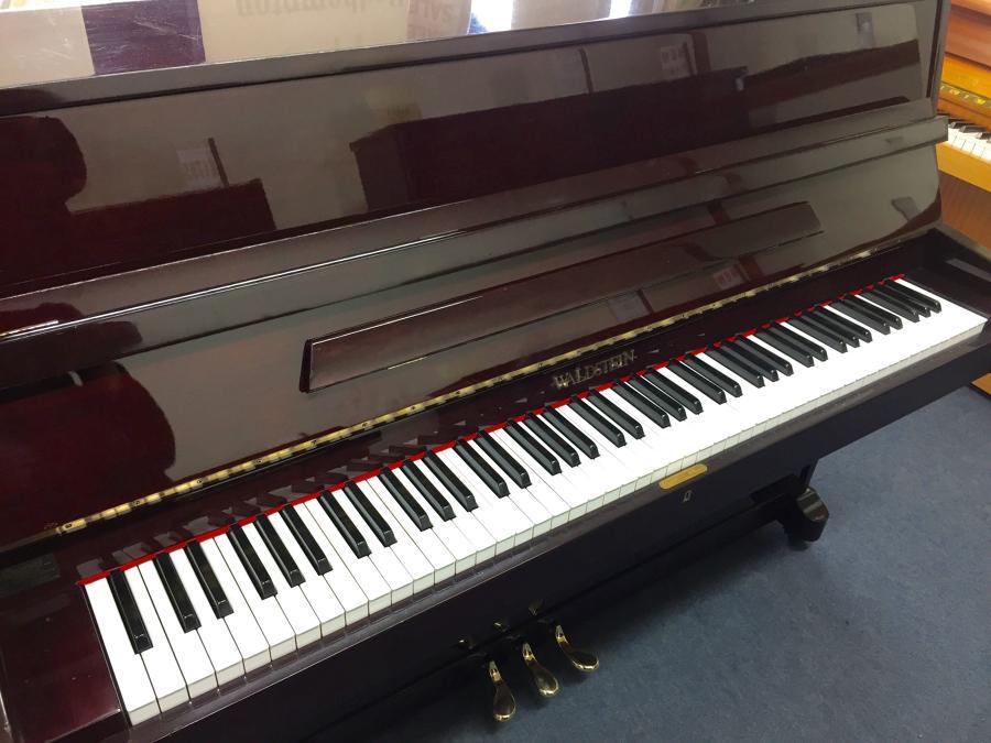 WALDSTEIN MODERN PIANO