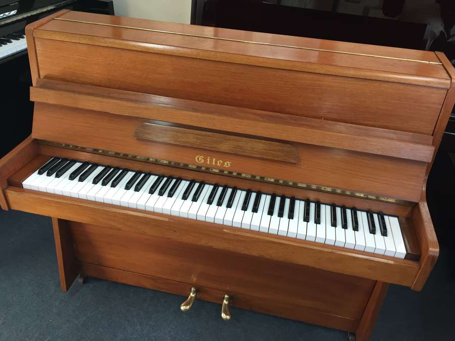 Giles modern 6 octave piano for sale