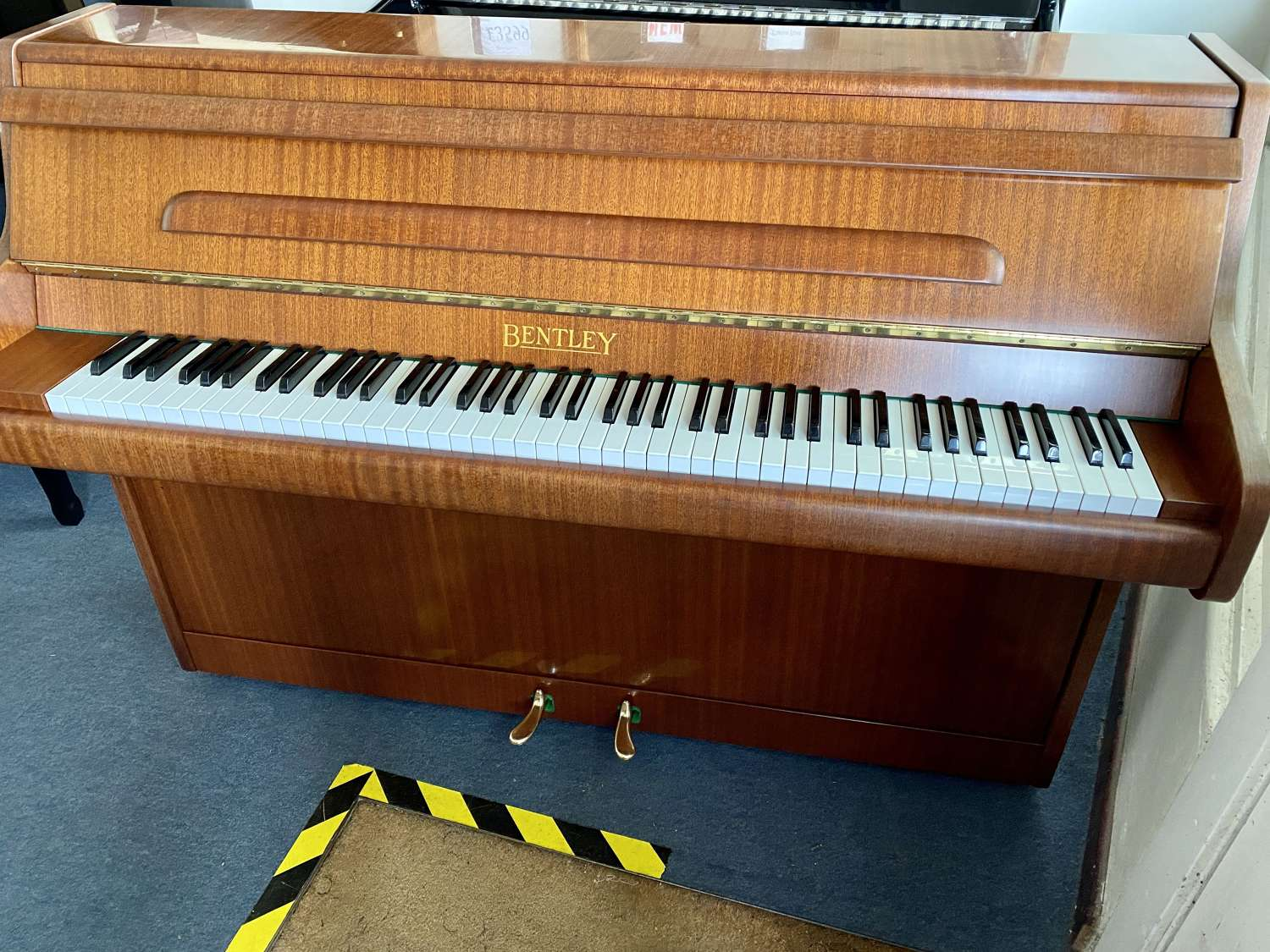 BENTLEY modern upright piano for sale