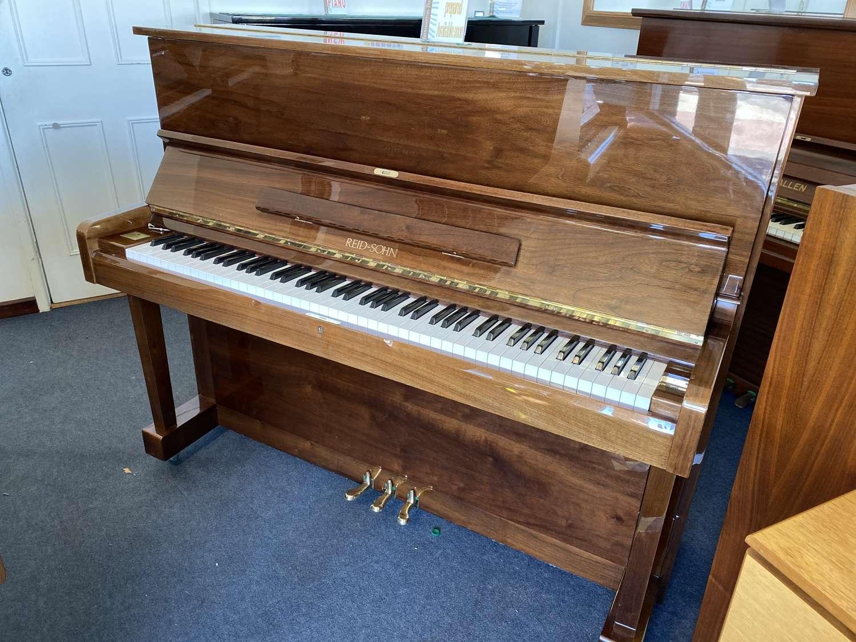 Reid-Sohn upright piano for sale