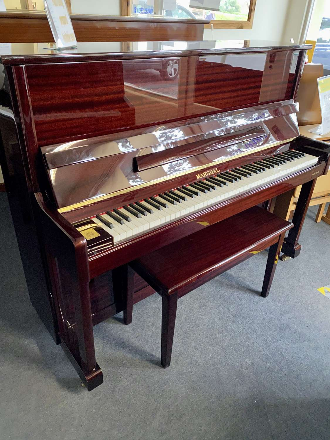 Marshal upright piano for sale
