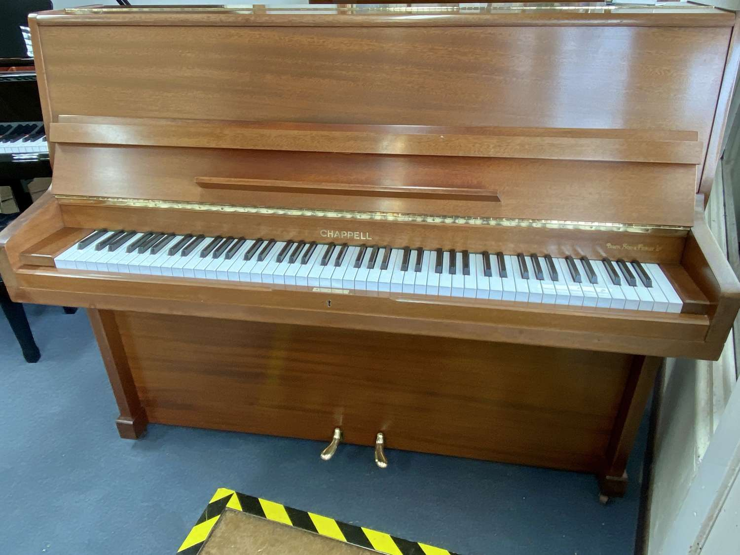 Chappell modern upright piano