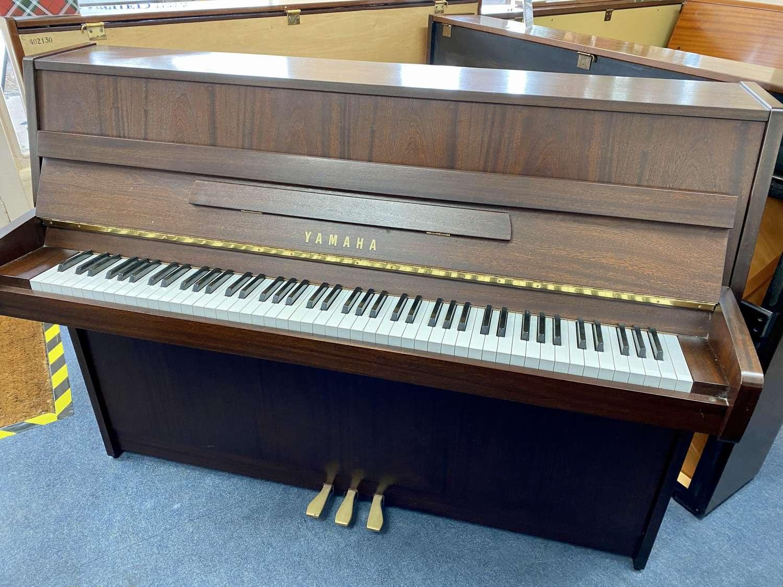 Yamaha modern upright piano for sale