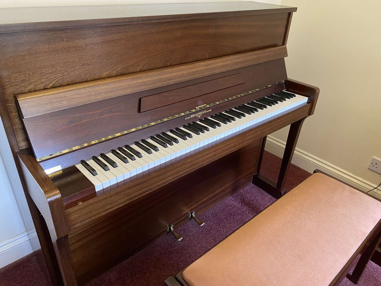 John Broadwood modern piano for sale