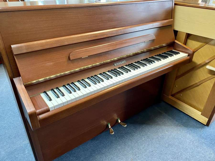 Knight K10 modern upright piano for sale